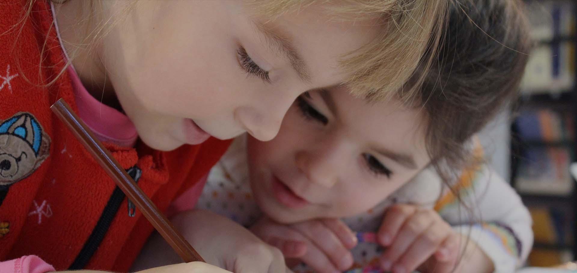 Déjeuner des enfants à l'école Montessori Happy Forever School à Bouillargues - Pré-inscriptions