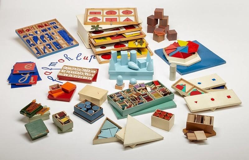 Atelier découverte Montessori : pour les enfants entre 3 et 6 ans !